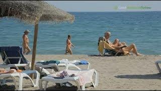 Playa Del Playazo. Naturismo En Vera. Almería