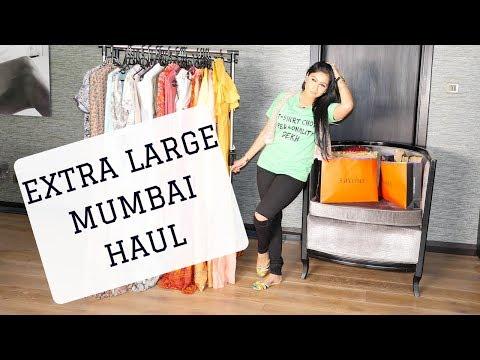 MUMBAI EXTRA LARGE HAUL + AMRITSAR HAUL   Sonal Maherali
