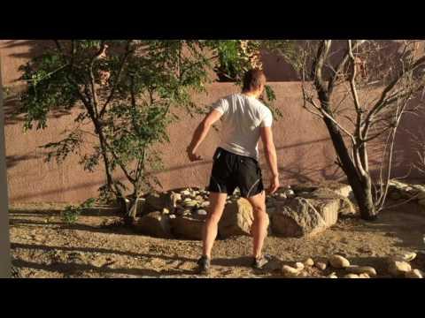 HIIT - Cardio Sprints with Danny Bridgeman - Restore Your Body Cardio 3