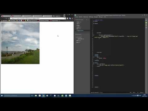 Aggrandir une image en cliquant dessus   JavaScript