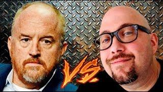 Louis CK vs Two-Faced DJ (Maxwell)