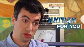 Nathan For You - Frozen Yogurt