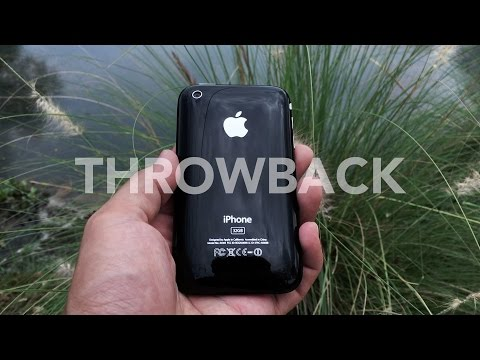 Apple iPhone 3GS Throwback: The First