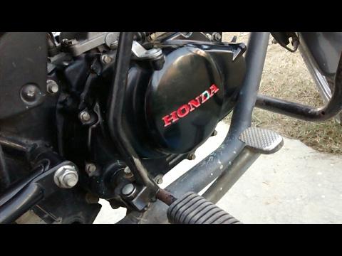 Honda shine Engine Flush