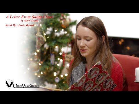 Christmas Stories - A Letter From Santa Claus