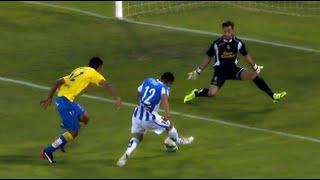 Chuli - goles temporada 2015 (CD Leganés)