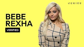 """Bebe Rexha """"I'm a Mess"""" Official Lyrics & Meaning 