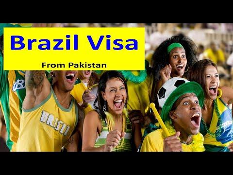 BRAZIL - visit visa consultant - Pakistan