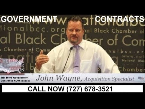 Federal Government Contracting Contracts Procurement Proposal Writing FBO Search How To Win Federal