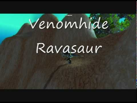 Some rare mounts and how to get them
