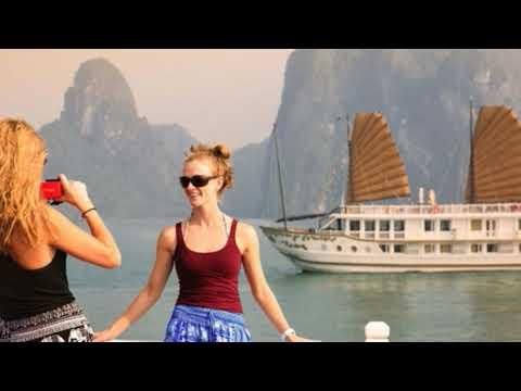 Apricot Cruises Halong Bay, Du Thuyền 3 sao Apricot Cruise tại Vịnh Hạ Long