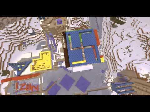 Minecraft: Nazi Camp