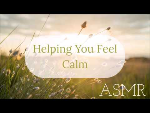 (ASMR) ~ Helping You Feel Calm ~ Boyfriend Comfort for Anxiety/Stress ~ Soft-Speaking/Whispering