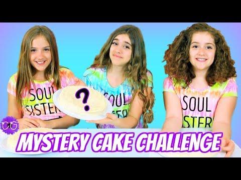 Mystery Cake Challenge - Decorating Birthday Cakes!