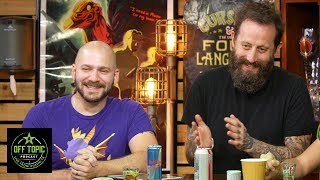 Geoff Shot First - Off Topic #137