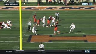 Dorsey One-Hand Catch vs. Indiana