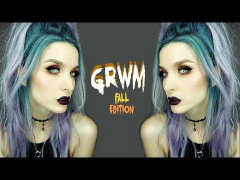 Fall Makeup GRWM