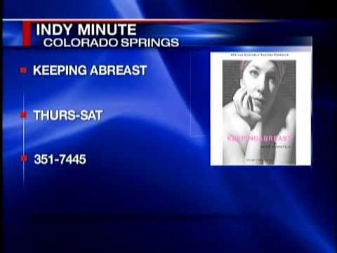 Colorado Springs Independent - Indy Minute  09/29/10