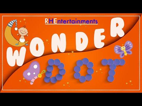 Pre k Numbers | preschool numbers 1 20| Wonder dot NUMBERS