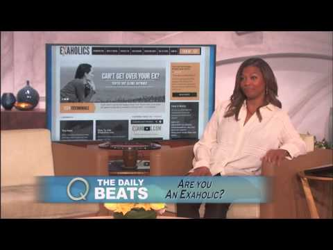 Exaholics featured in Queen Latifah's Daily Beats