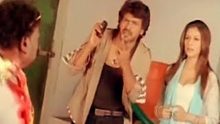 Doddanna Serves Drink To Upendra And Then Drunk Upendra