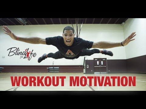 Basketball Workout Motivation - Blind For Life (PART TWO)