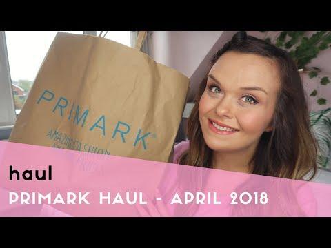 PRIMARK TRY ON HAUL APRIL 2018