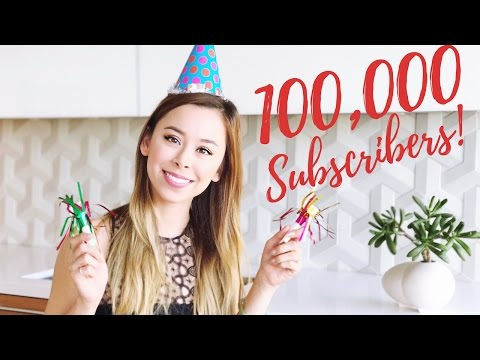 We Made It - 100,000 Subscribers!