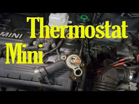 How to change the thermostat on a Mini