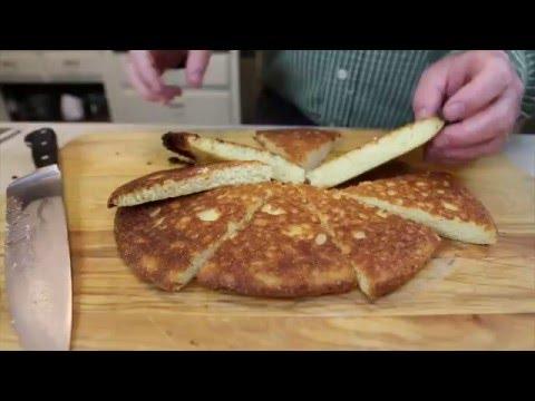 How to Make Crispy Southern Cornbread -- Cheater Chef