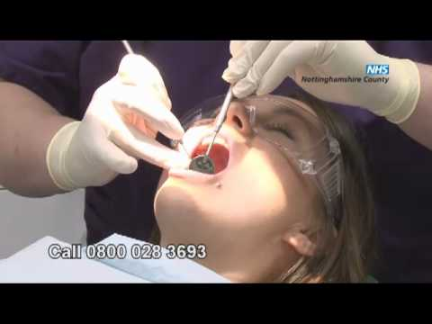 Get your NHS dentist place in Nottinghamshire, NOW!