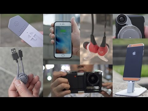Top MUST have Accessories for iPhone