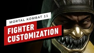 Mortal Kombat 11 Fighter Customization