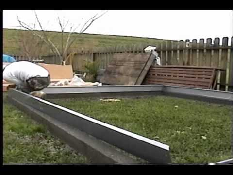 Building a greenhouse part 3 of 6
