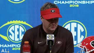 Hear what Kirby Smart, Georgia players had to say following the Bulldogs