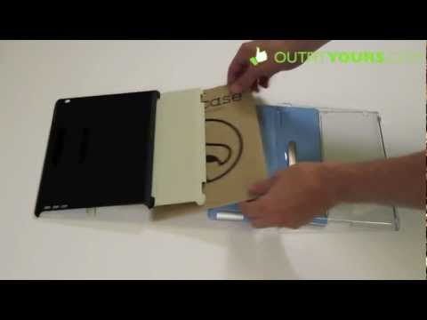 Top 5 Best iPad Back Covers for iPad 4 & iPad 3 - All work with Apple Smartcover