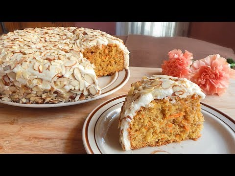 Carrot Cake Recipe | The Sweetest Journey