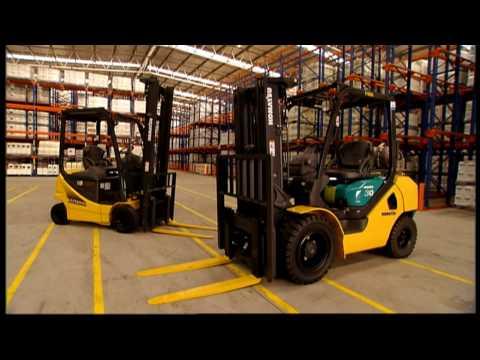 Forklift Safety Training DVD: Safe Operation & Accident Prevention - Safetycare Lift Trucks