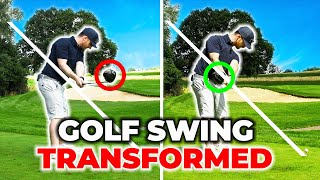 One Tip To Change Your Golf Swing FOREVER! | How To Hit Your Driver #30YARDSLONGER! | ME AND MY GOLF