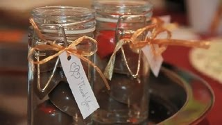 How To Make Your Own Chocolate Favors For A Bridal Shower Bridal Show
