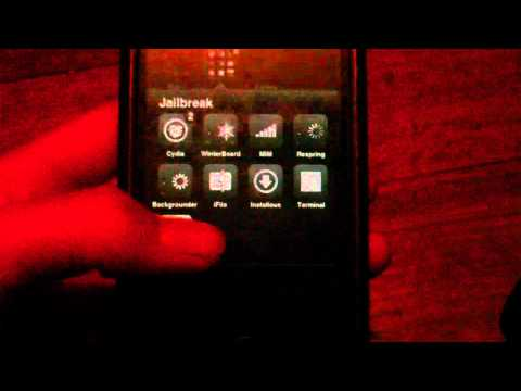 how to remove the lockscreen clock on your iPod Touch, iPhone and iPad