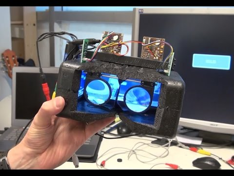 Making 3D Glasses DIY