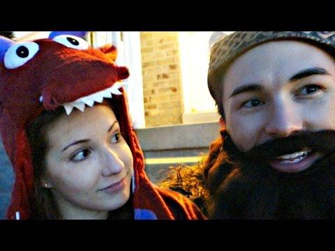 Viking Halloween Costume!