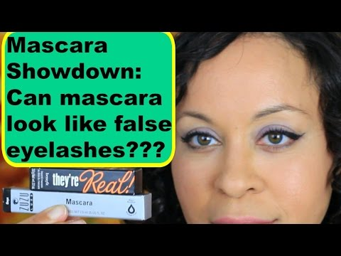 Mascara Showdown