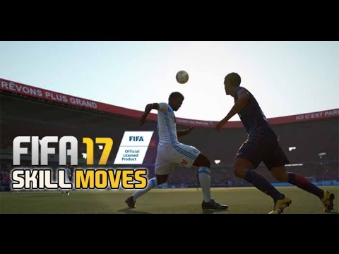 FIFA 17 Skill Moves Buttons