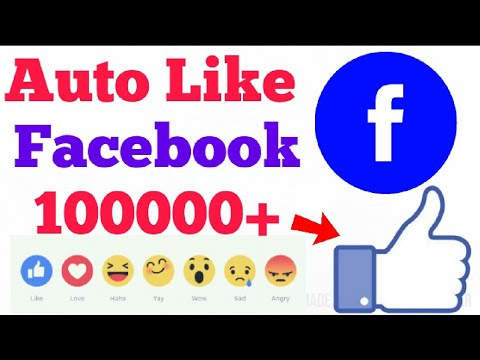 Auto likes FB   How to get more likes on facebook  Best Autolikers on Facebook Photos   2018