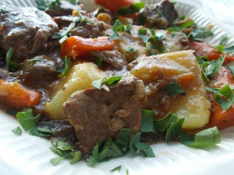 OVEN BEEF STEW | QUICK RECIPES | EASY TO LEARN