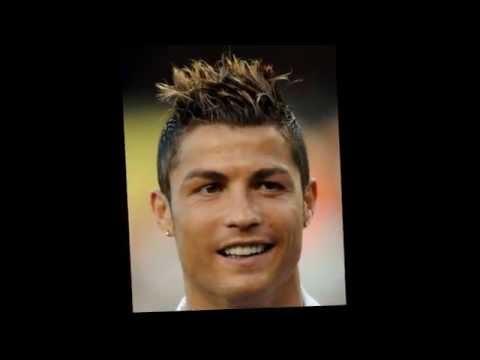 Most popurlar Cristiano Ronaldo's hair style