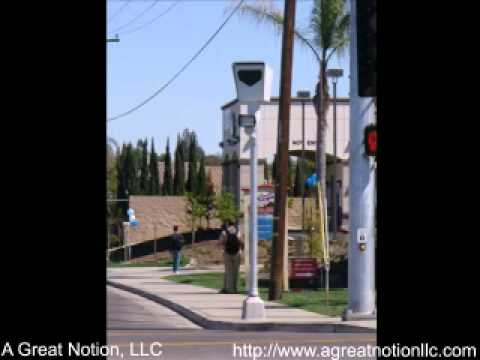 Red Light Camera Tickets