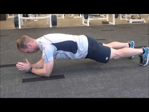 Plank - Prone Hold